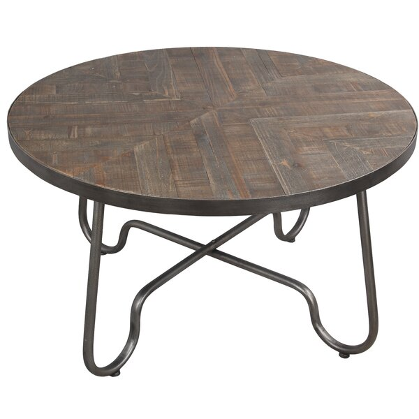 Olivo End Table by Union Rustic
