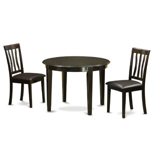 Boston 3 Piece Dining Set ByWooden Importers
