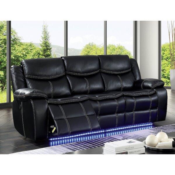 Faulk Reclining Sofa by Red Barrel Studio