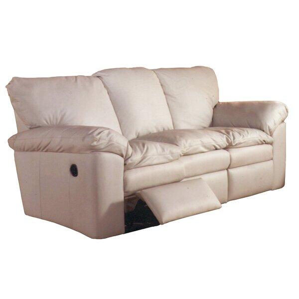 El Dorado Reclining Sofa by Omnia Leather