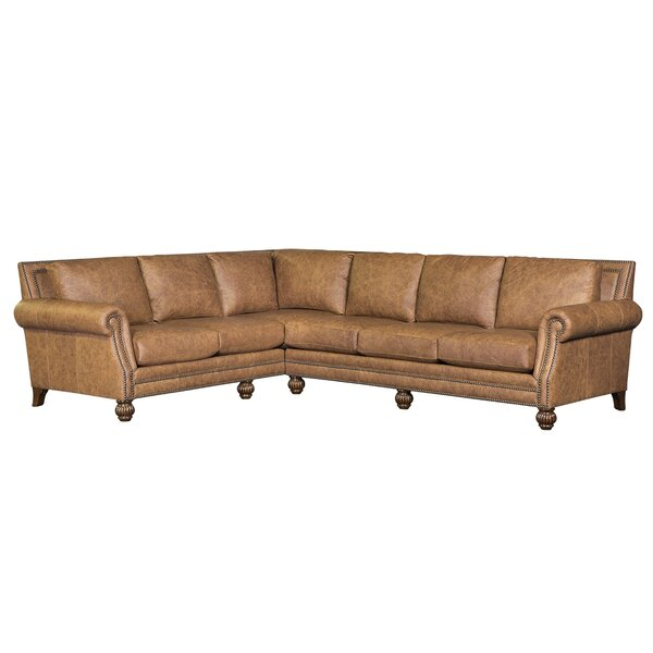 Hudak Symmetrical Sectional by Bloomsbury Market Bloomsbury Market
