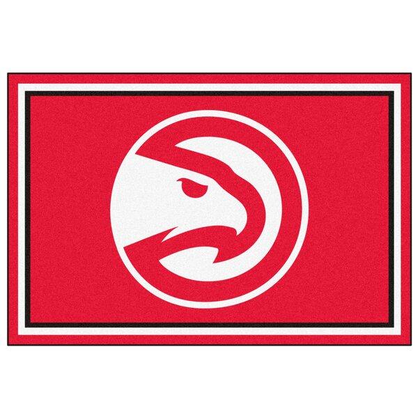 NBA - Atlanta Hawks 5x8 Doormat by FANMATS