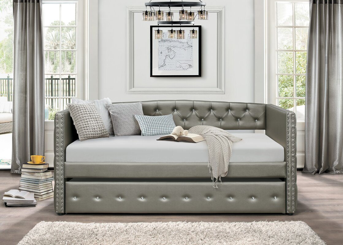 Rialto Daybed with Trundle
