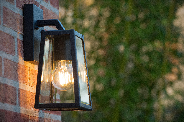 Lucide Matslot Outdoor Wall Lantern