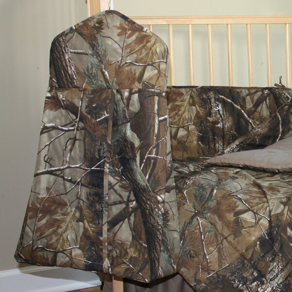 Realtree Crib Diaper Stacker by Realtree Bedding