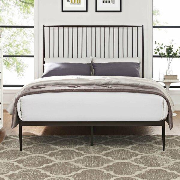 Balbuena Queen Platform Bed by Brayden Studio