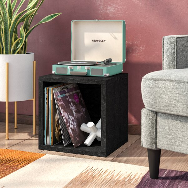 Andrade Box Cube Unit Bookcase by Wrought Studio