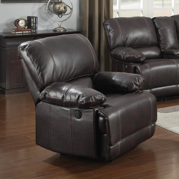 Gordon Power Recliner Arm Chair by Flair