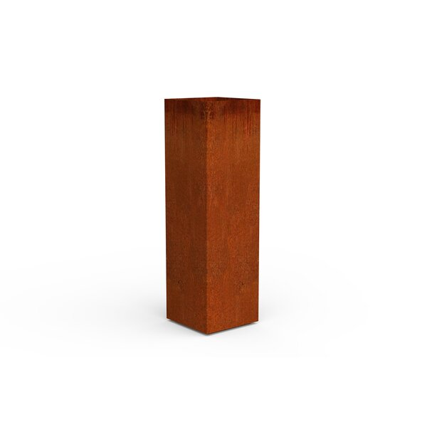 Siegert Corten Steel Planter Box by Red Barrel Studio