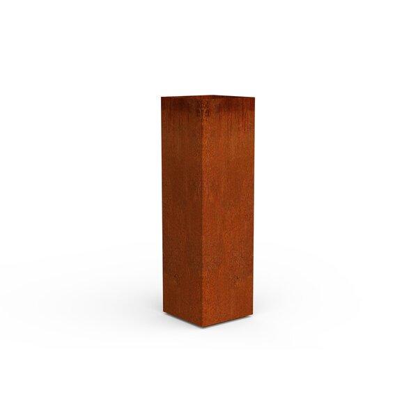 Siegert Corten Steel Planter Box by Red Barrel Studio