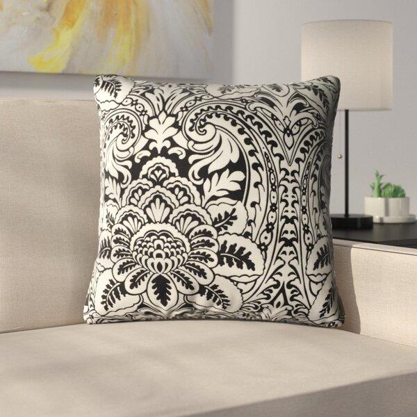 Pates Modern Outdoor Throw Pillow by Astoria Grand