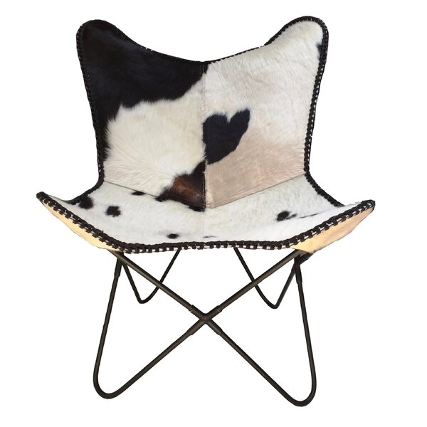 Rich Butterfly Chair by Union Rustic