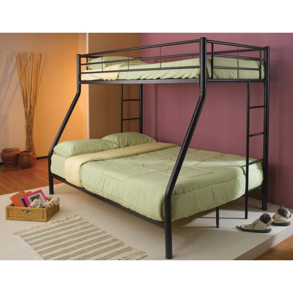 Birmingham Twin Over Full Bunk Bed by Harriet Bee