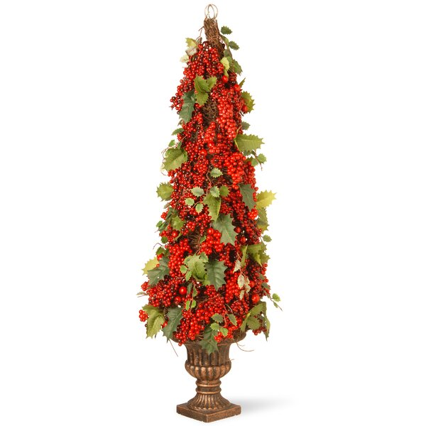 33 Holly and Berry Tree by National Tree Co.
