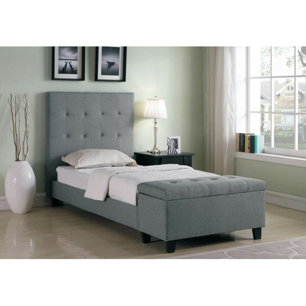 Landry Upholstered Storage Platform Bed By Brayden Studio by Brayden Studio 2020 Sale