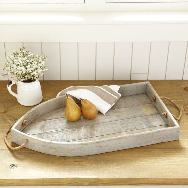 Galley Wooden Tray by Birch Lane™
