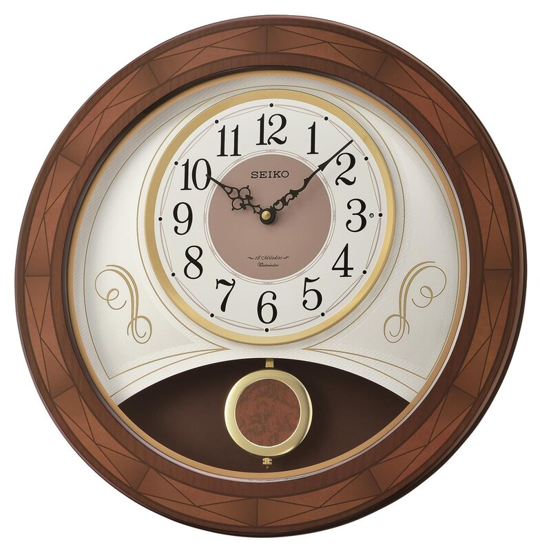 Seiko Wall Clocks Youll Love Wayfair