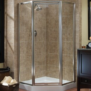 Chase 0.37 x 70 Neo-Angle Shower Enclosure By Hazelwood Home