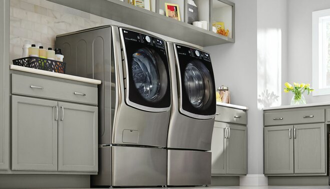 How to Maximize Space in the Laundry Room | Wayfair
