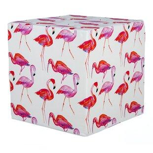 Rory Decorative Cube Ottoman