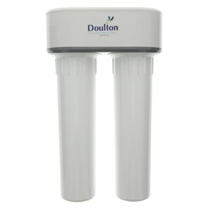 Undersink 2 Stage Water Filtration System by Doulton