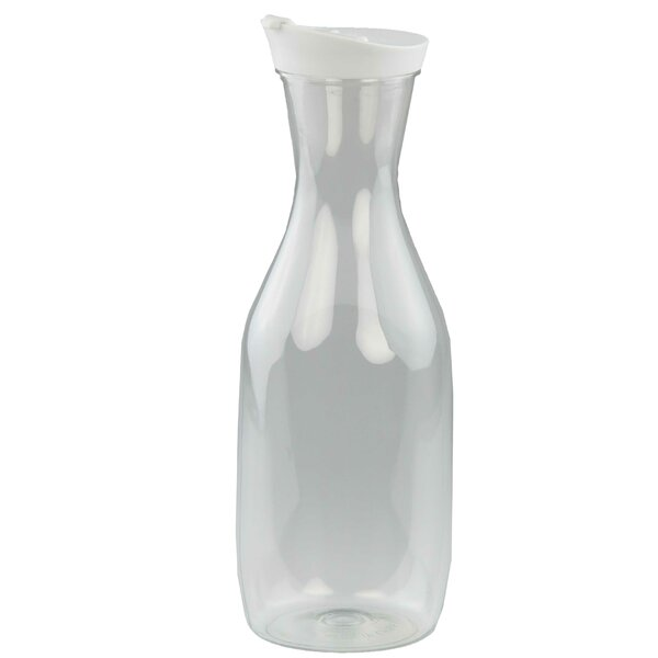 Plastic Carafe (Set of 4) by Home Basics