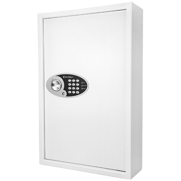 144 Key Digital Lock Wall Safe by Barska