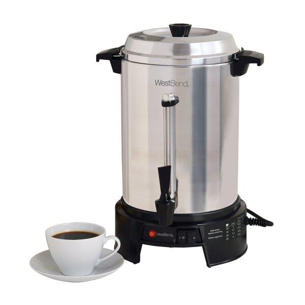 56-Cup Coffee Urn by Focus Foodservice