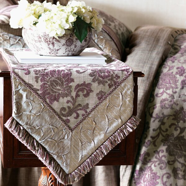 Mica Carmo Table Runner by Eastern Accents