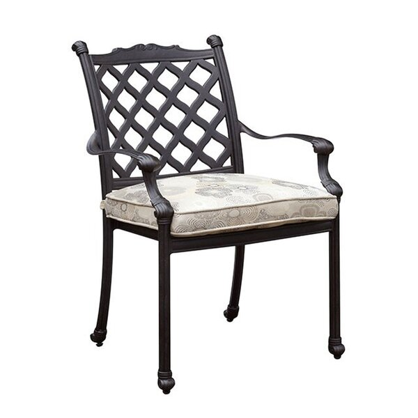 Brandeis Upholstered Dining Chair by Darby Home Co
