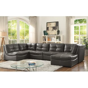 Ostby Modular Sectional with Ottoman