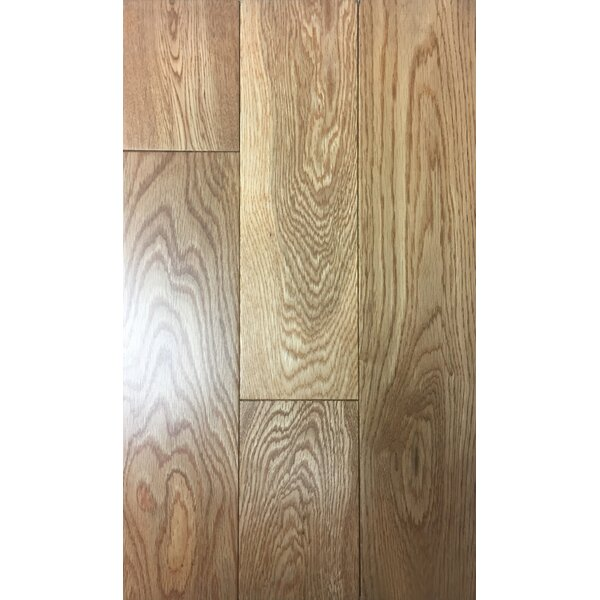 Oceanic 4-3/4 Solid Oak Hardwood Flooring in Grenada by Albero Valley
