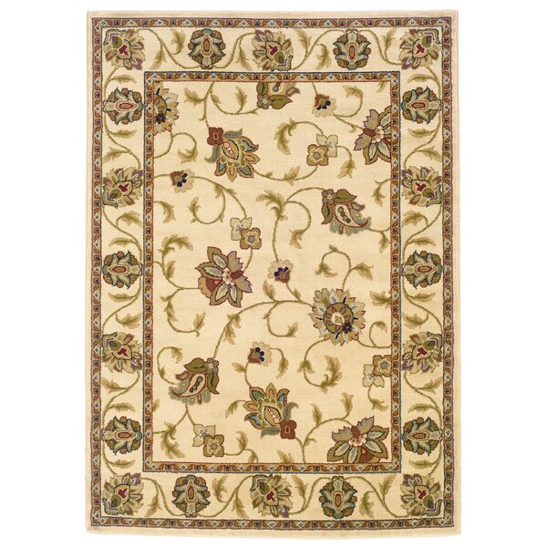 Sandoval Ivory Area Rug by Astoria Grand