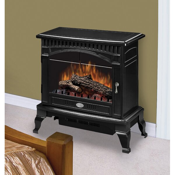 Lincoln 400 sq. ft. Electric Stove by Dimplex