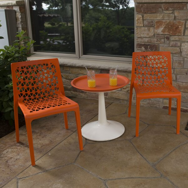 Waymire 3 Piece Bistro Set By Ivy Bronx by Ivy Bronx Cool