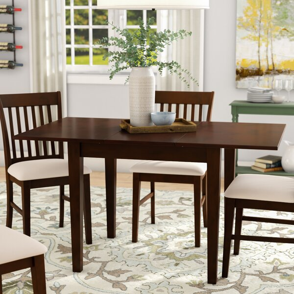 Hodnett Dining Table by Three Posts