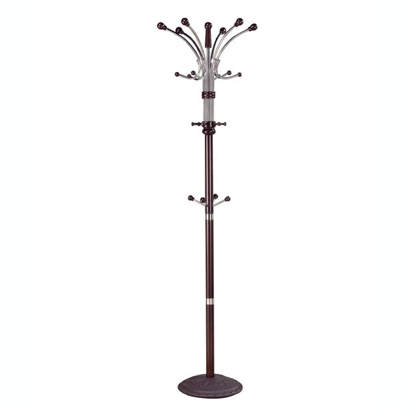 Almondsbury Multiple Hook Coat Rack by Winston Porter