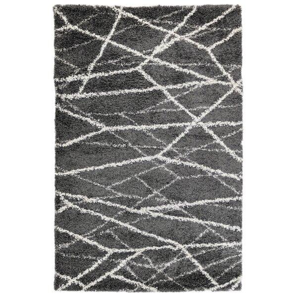 Bonham Black Area Rug by Wrought Studio
