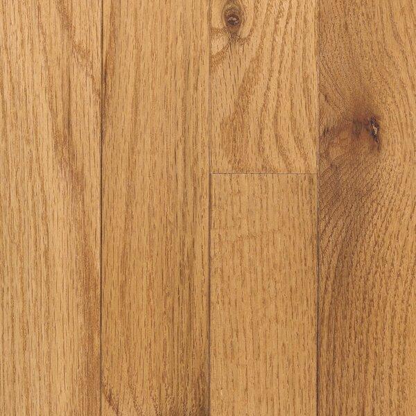 Randhurst Random Width Engineered Oak Hardwood Flooring in Butterscotch by Mohawk Flooring