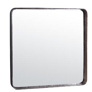 Rounded Edge Rectangle Mirror Wayfair