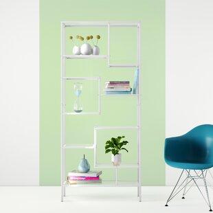 Alden Etagere Bookcase
