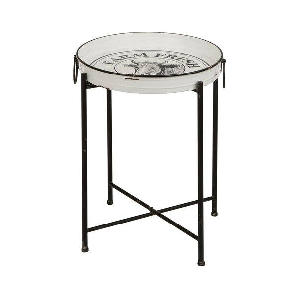 Mako Side Table by Gracie Oaks