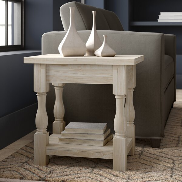 Nikolai End Table by Ophelia & Co.