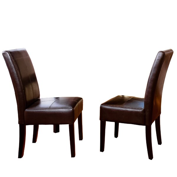 Danielle Upholstered Dining Chair (Set of 6) by Latitude Run