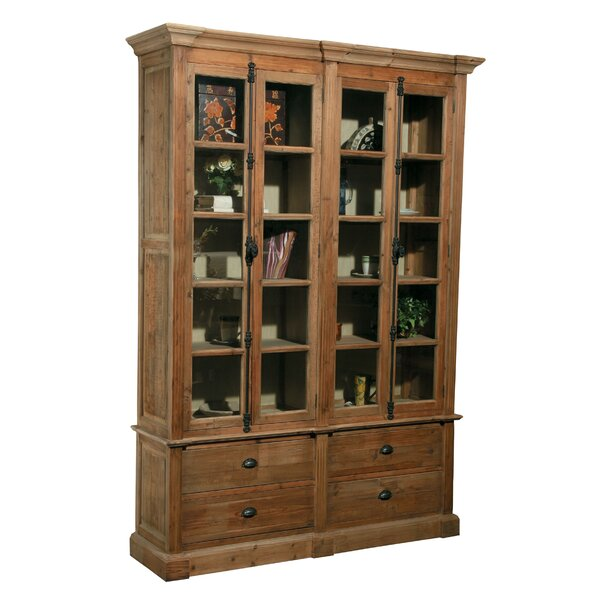 Old Standard Bookcase by Furniture Classics