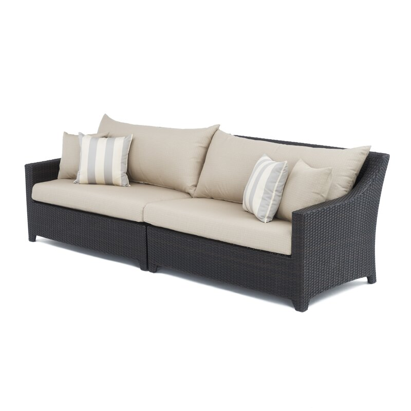 Northridge Patio Sofa With Cushions