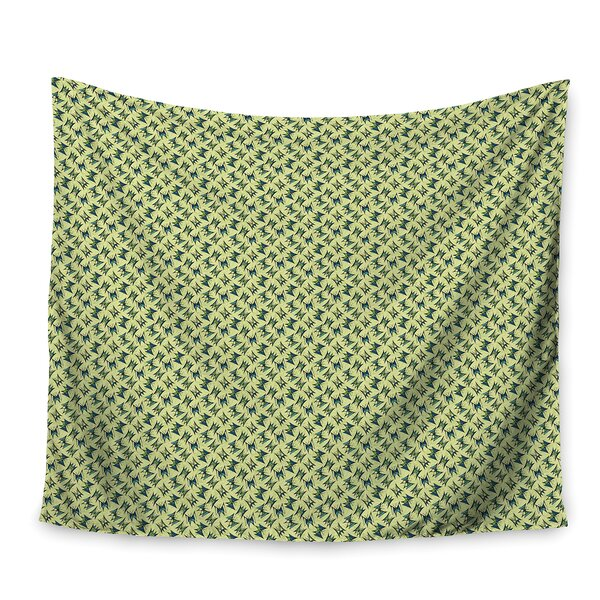 Flutterby by Holly Helgeson Wall Tapestry by East Urban Home