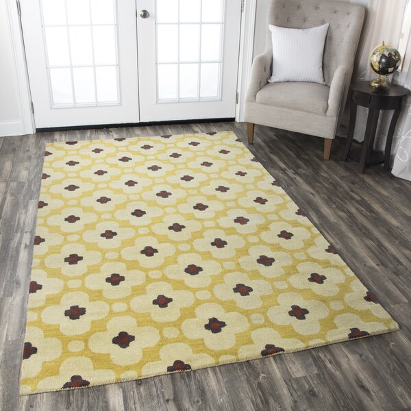 Matilda Gold Rug by Birch Lane™