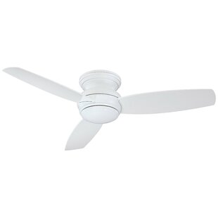 Best 52 Concept™ LED 3-Blade Outdoor Ceiling Fan By Minka Aire