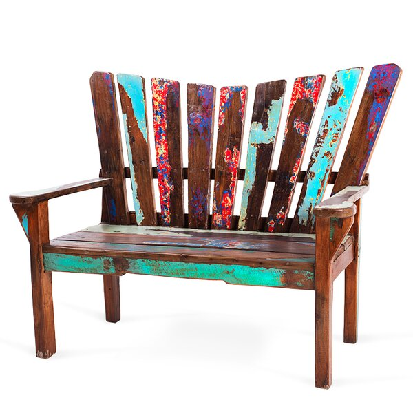 Dock Holiday Bench by EcoChic Lifestyles